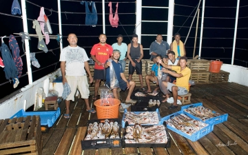 The red gold rush: Lobster fishing in Central America