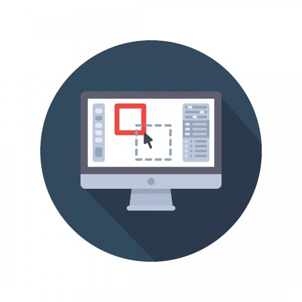 Personalizzazione grafica sito internet