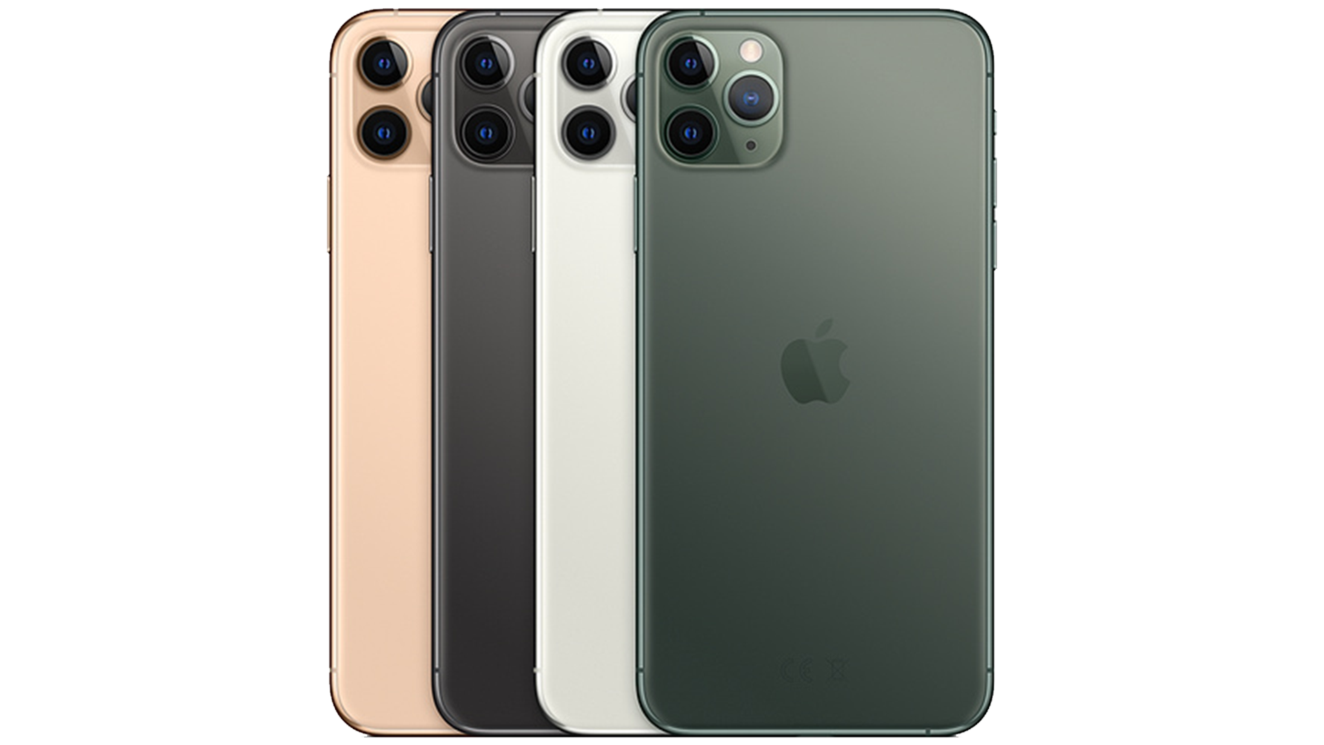 Colori iPhone 11 Pro