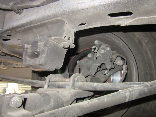 Opel Movano dal 1998 al 2010