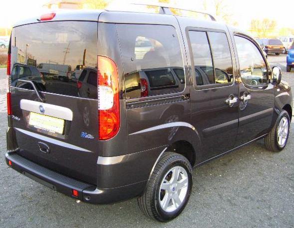 Fiat Doblò dal 2001 al 2010