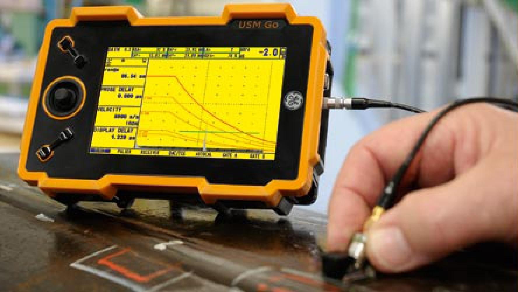 Ultrasoning Testing