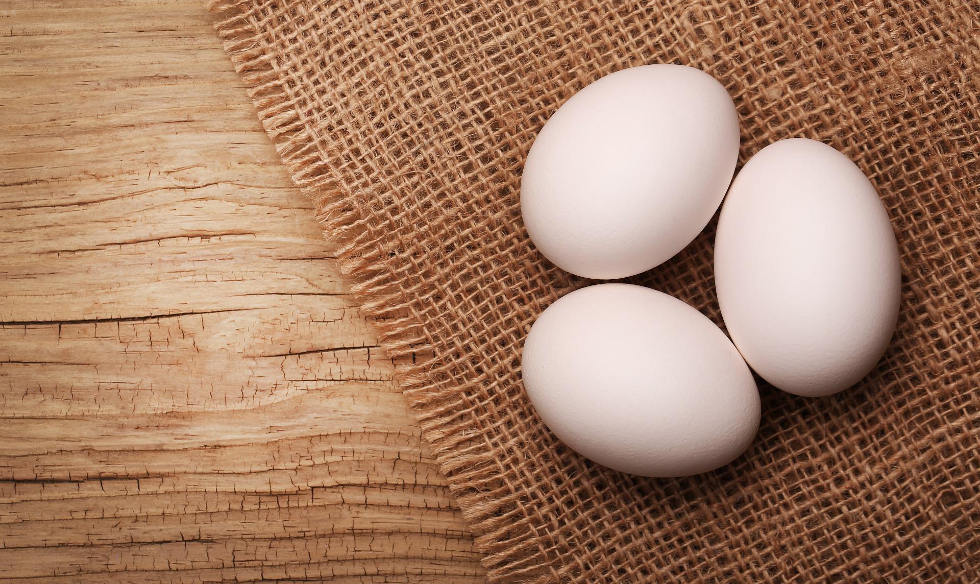 Uova fresche e genuine