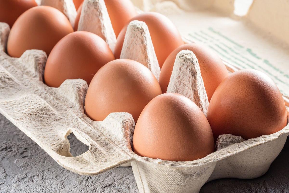 Produciamo 15.000 uova al giorno